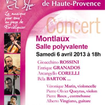 Montaux 2013