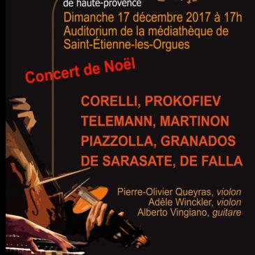 Rencontres Haute-Provence 2017